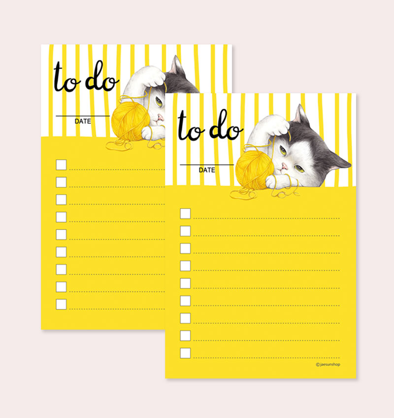 メモ帳 - To Do LIST ii